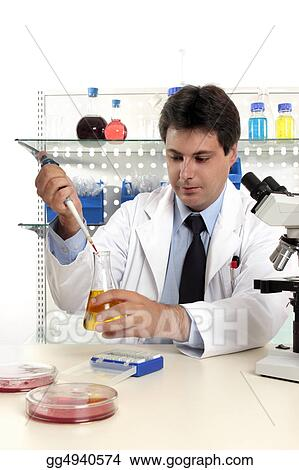 Laboratory pharmaceutical research