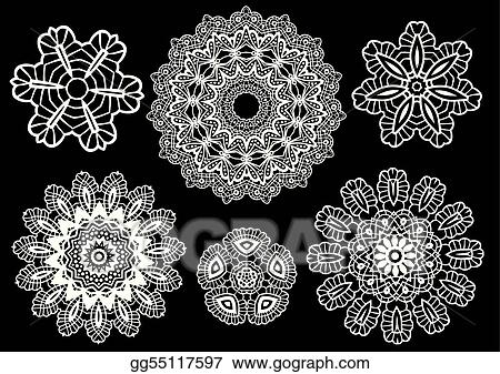 lace pattern