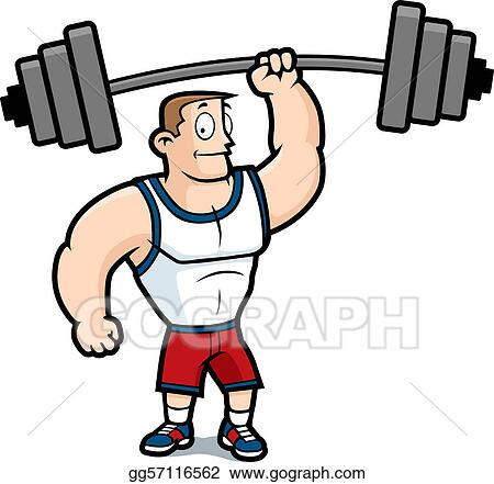 Clip Art Weight Lifting Clip Art weight lifting clip art royalty free gograph lifter athlete weights