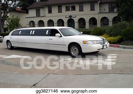 Limo Leaving Resort