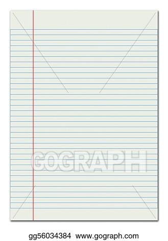 Editable Lined Paper. Editable Notebook Paper Template Notebook