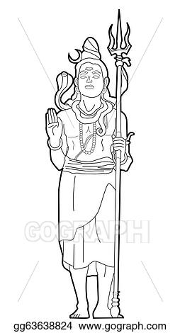 lord shiva coloring pages - lord shiva face coloring pages