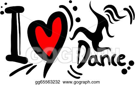 Download Clip Art - Love dance. Stock Illustration gg65563232