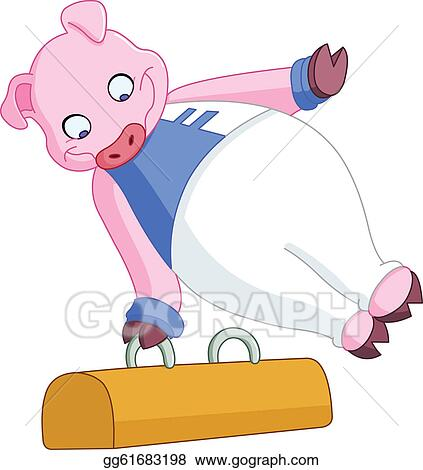 Male pig cartoon characters - photo#12