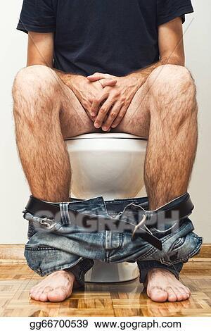 мужики в туалетах