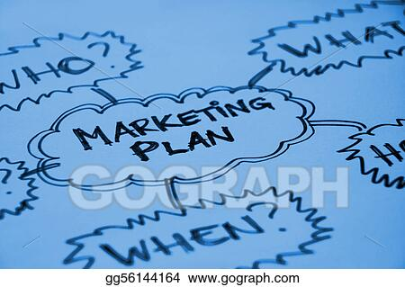Marketing plan graph