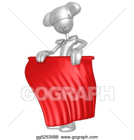 Stock Illustration - Matador. Clipart Drawing gg5253588