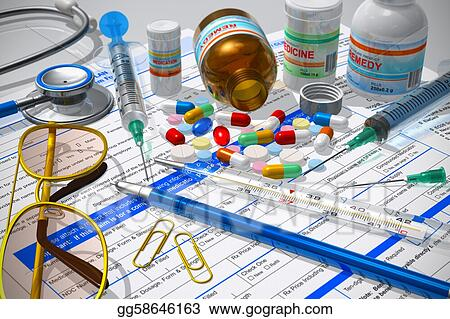 Medical/pharmacy concept