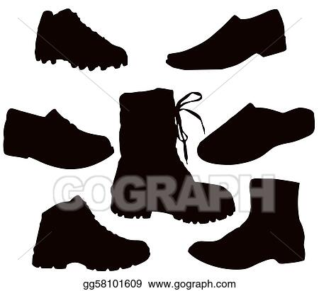 Boots Army Clip Art - Royalty Free - GoGraph