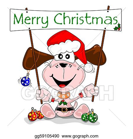 Merry Christmas cartoon