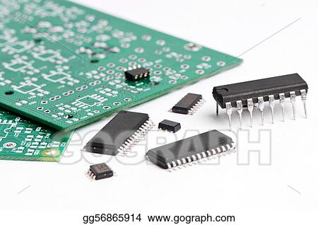 micro electronics element and board