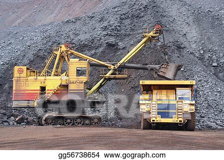 Mining of iron ore