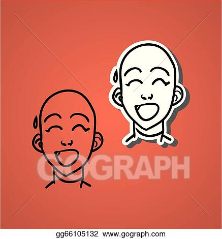 Nervous expression drawing nervous expression drawing stock illustration nervous face clip art gg66105132 ccuart Choice Image