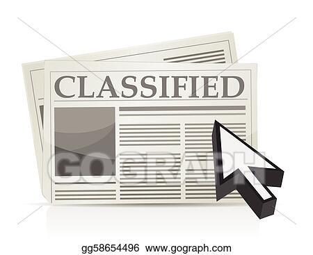 Classified Ads Free Clip Art
