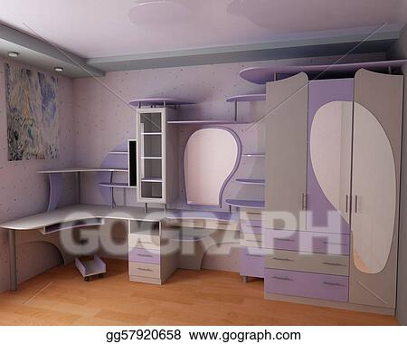 Nursery (lilac)