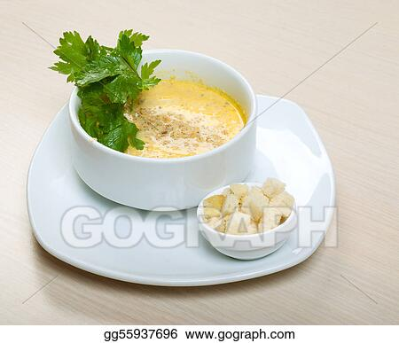 Onion Cream Soup