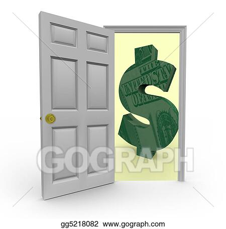 Open Door to Wealth