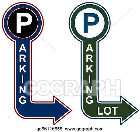 Parking Structure Sign