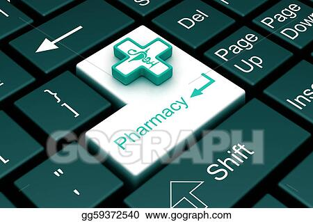  pharmacy enter key	