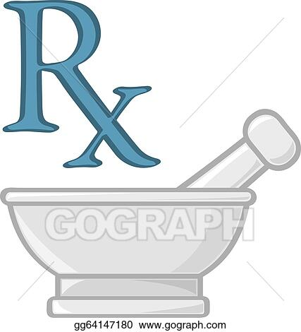 Mortar And Pestle Clip Art - Royalty Free - GoGraph