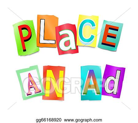 Stock Illustrations - Place an ad. Stock Clipart gg66168920 - GoGraph