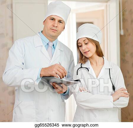 Медсестры и врачи фото