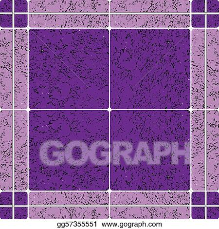 Drawings purple ceramic texture abstract art illustration stock