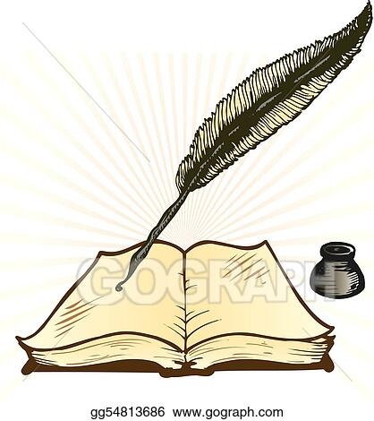 http://comps.gograph.com/quill-ink-pot-and-open-book-vector-illustration_gg54813686.jpg