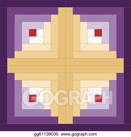 Log Cabin Quilt Block - Lifestyle - HowStuffWorks