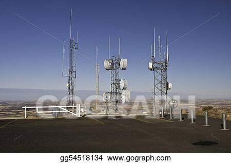 Radio and Microwave tower