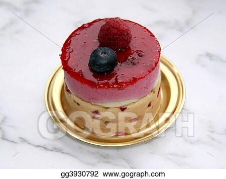 Raspberry Dessert