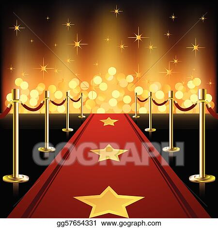Clip Art Hollywood Clip Art hollywood clip art royalty free gograph road to stars red carpet with stars