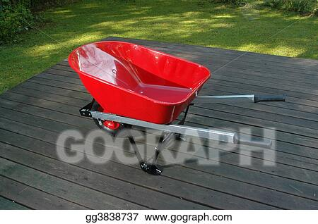 red wheel barrow 1