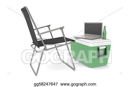 stock illustration relax take a break edition clipart. Black Bedroom Furniture Sets. Home Design Ideas