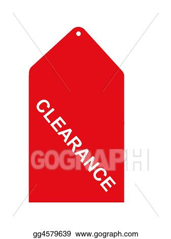 Retail Clearance Tag