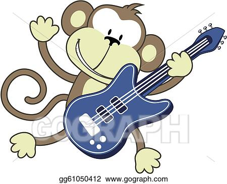 rock star monkey