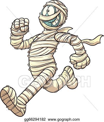 http://comps.gograph.com/running-mummy_gg66294182.jpg