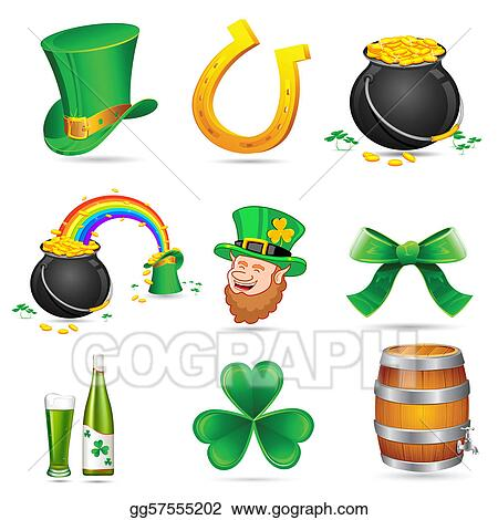 Saint Patrick's Day Elements