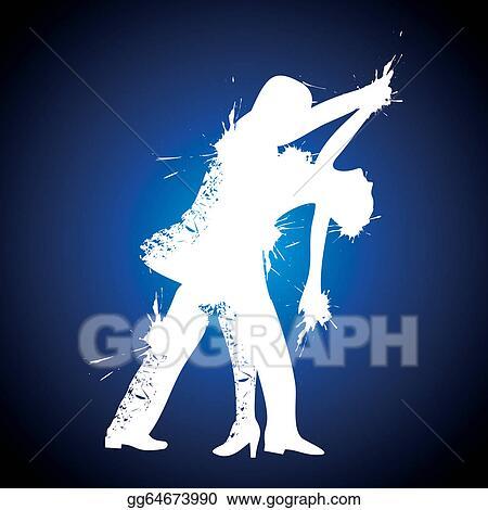 dating a tango dancer silhouette
