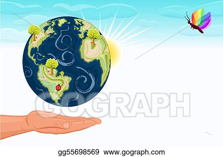 Save the Earth our green planet