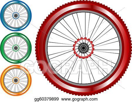 колеса шины рисунок