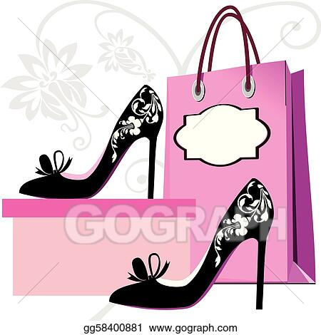 Shopping background