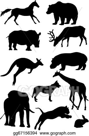 Mammals Clipart Black And White Mammals Clipart Black And White