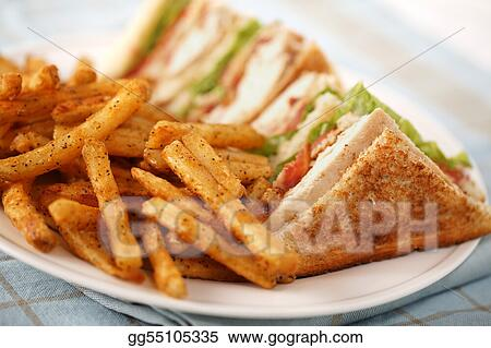 simple club sandwich