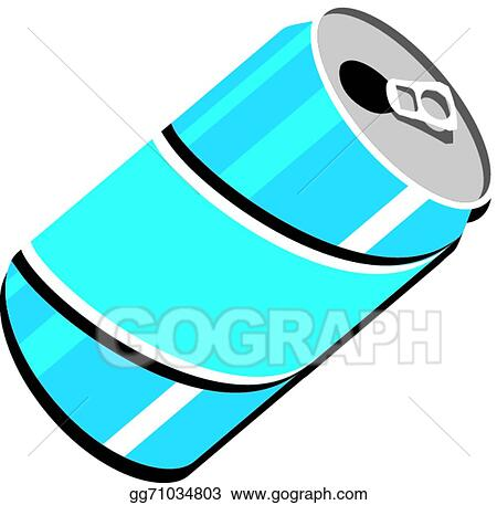 Pop Can Clipart