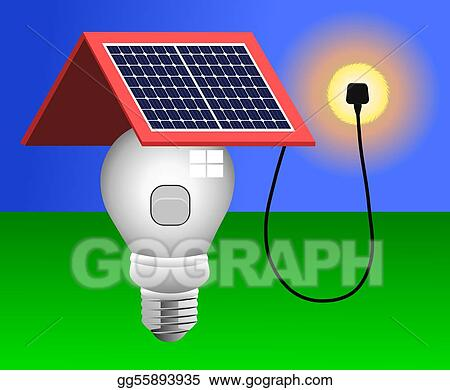 Solar Panels, Energy, Light