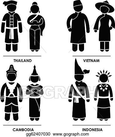 Southeast Asia Clip Art - Royalty Free - GoGraph