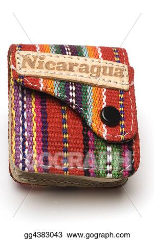 souvenir change purse nicaragua