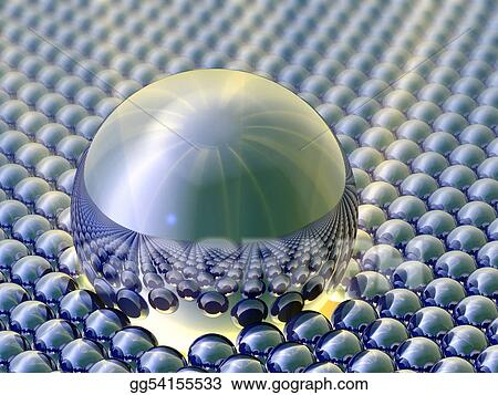 Sphere surface