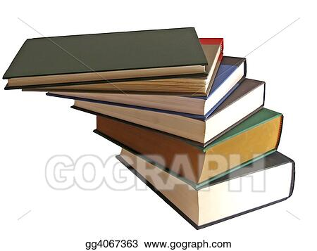 Stack of Books 2